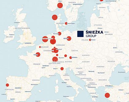 """Śnieżka z 23. lokatą w rankingu """"European Coatings"""""""